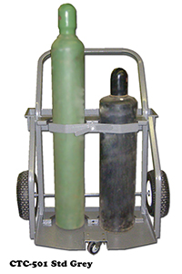 Cylinder Cart - Front View