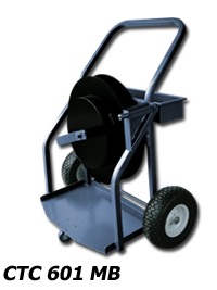 Banding Cart - Front View